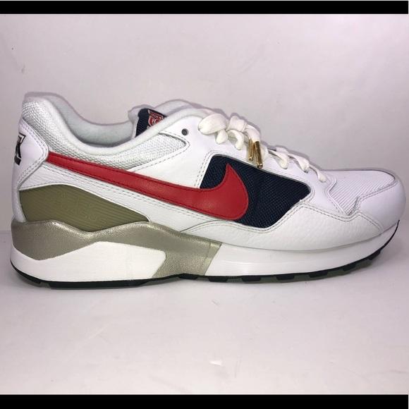 Nike Air Pegasus 92' USA Olympic Running Shoe Sz10
